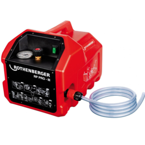 Насос электрический для опрессовки трубопроводных систем RP PRO-3