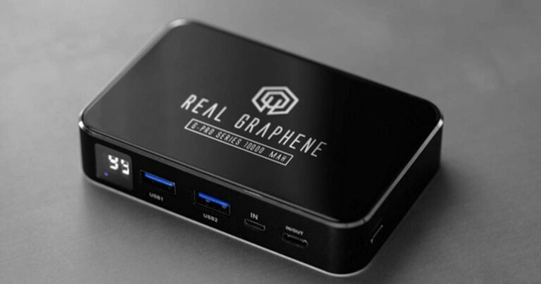 Real Graphene начала производство графеновых аккумуляторов