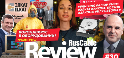 RusCable Review #30 - Winlong на Эксперт-Кабеле #Коронавирус #АЭК #ЭЛКАТ #МКМ #УНКОМТЕХ #АЛЮР