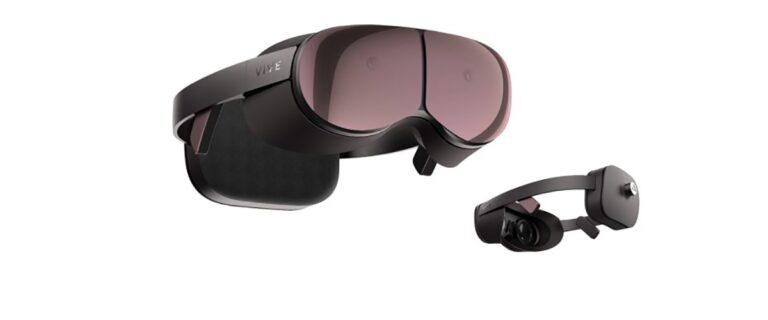 HTC представила два концепта очков смешанной реальности