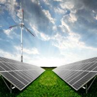 Изобретен материал, превращающий любую поверхность в солнечную батарею.