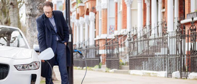 Siemens создает первую в Великобритании EV — зарядную улицу