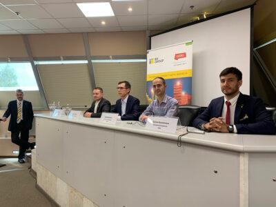 Пресс-конференция  IEK GROUP на Interlight Moscow 2019