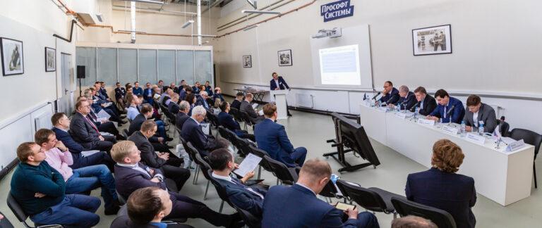 На территории производственного комплекса «Прософт-Систем» прошло выездное заседание Комитета по энергетике СОСПП