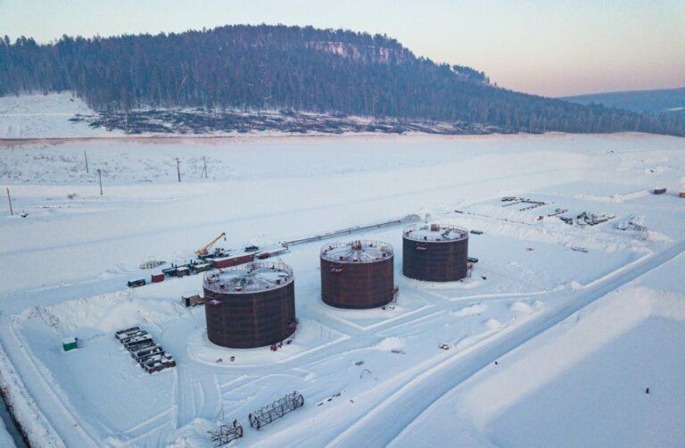 Иркутская нефтяная компания построит комплекс приема, хранения и отгрузки газового конденсата