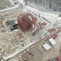 Отгружено котельное оборудование для первого в России завода по энергоутилизации отходов
