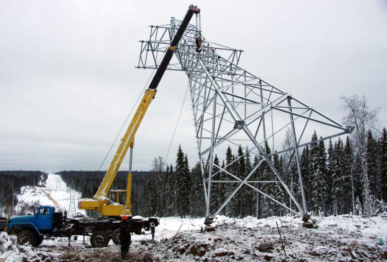 Сахалинэнерго приступило к строительству ЛЭП «Шахтерская - Бошняково»