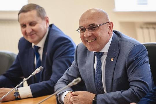 Раузил Хазиев представил новый проект компании на базе сквозной технологии беспроводной связи