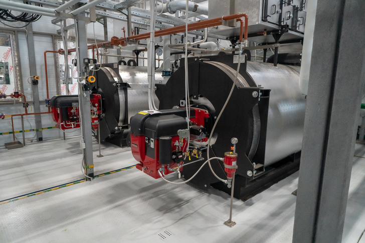 АО «Транснефть — Дружба» произвело первую энергоэффективную блочно-модульную котельную