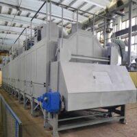 На Нижнетагильском машиностроительном заводе изготовили печь для производства катализаторов