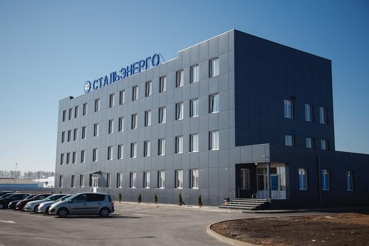 «Стальэнерго» открыла под Белгородом завод по выпуску изделий для железной дороги и метро