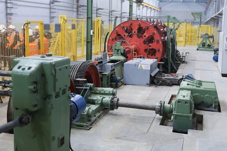 В Волгограде открылся цех по производству медных и стале-алюминиевых канатов