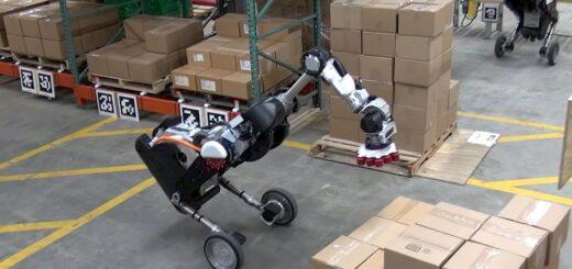 Роботы Boston Dynamics полностью заменят складских рабочих