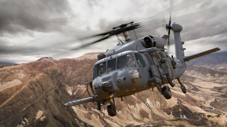 В США разрабатывается перспективный вертолет Sikorsky HH-60W для поисково-спасательной службы и военно-воздушных сил