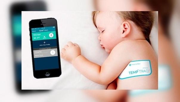 Специалисты компании HealthNet разработали дистанционный термометр для смартфона