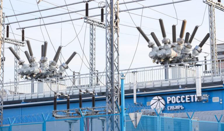 Россети Сибирь планирует ремонтную кампанию почти на 3,5 миллиарда рублей