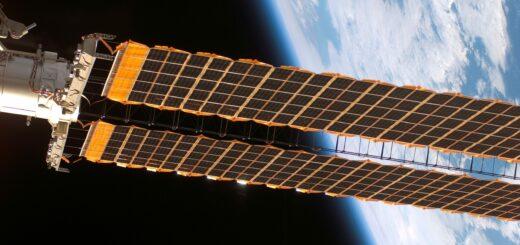 Российские ученые разработали уникальную космическую электростанцию