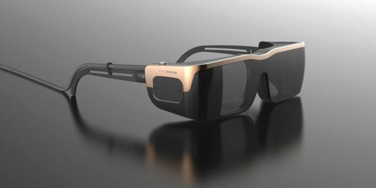 GiveVision представила очки AR 2 для слабовидящих, которые помогут вернуть зрение