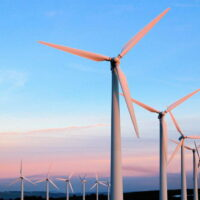 В Калмыкии началось строительство двух ветропарков суммарной мощностью 200 МВт
