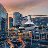 Стартап Jaunt разрабатывает самое безопасное электрическое аэротакси