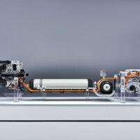 BMW и Toyota создали концепт водородной силовой установки