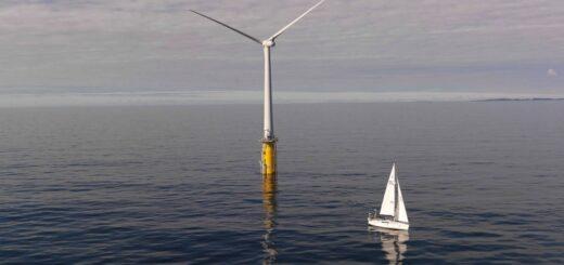В Тайване построят морскую ветровую электростанцию мощностью 640 МВт
