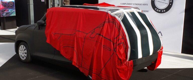 Стартап Armor разработал выдвижное солнечное покрытие для автомобилей