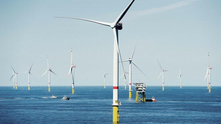 В Японии построят морские ветропарки мощностью 140 МВт