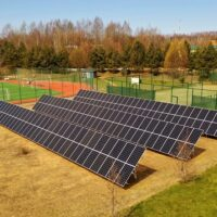 Запущена самая мощная солнечная электростанция в Московском регионе