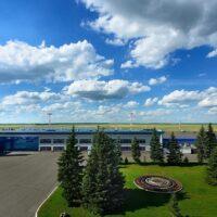 В Оренбурге реконструируют объекты электроснабжения аэропорта