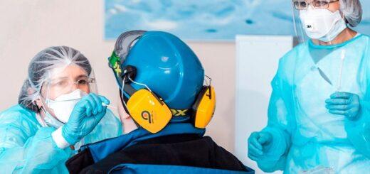 «Газпром нефть» протестирует на COVID-19 более 40 тыс. сотрудников