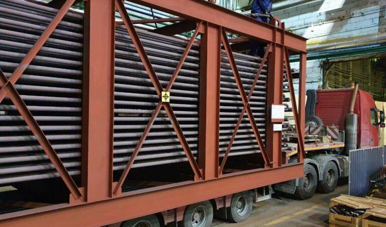 Атомэнергомаш отгрузил оборудование для завода по термопереработке отходов в Великобритании