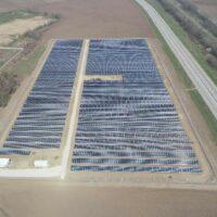 В Адыгее построена первая в регионе солнечная электростанция