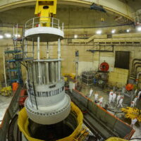 На первом энергоблоке Калининской АЭС впервые в России применена новая технология