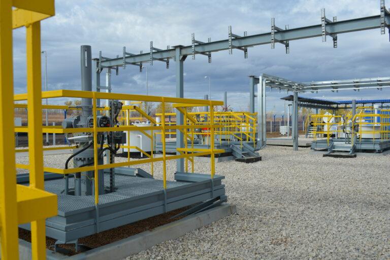 АО «Транснефть – Приволга» выполнило плановые ремонты запорной арматуры на нефтеперекачивающих станциях в Самарской и Саратовской областях