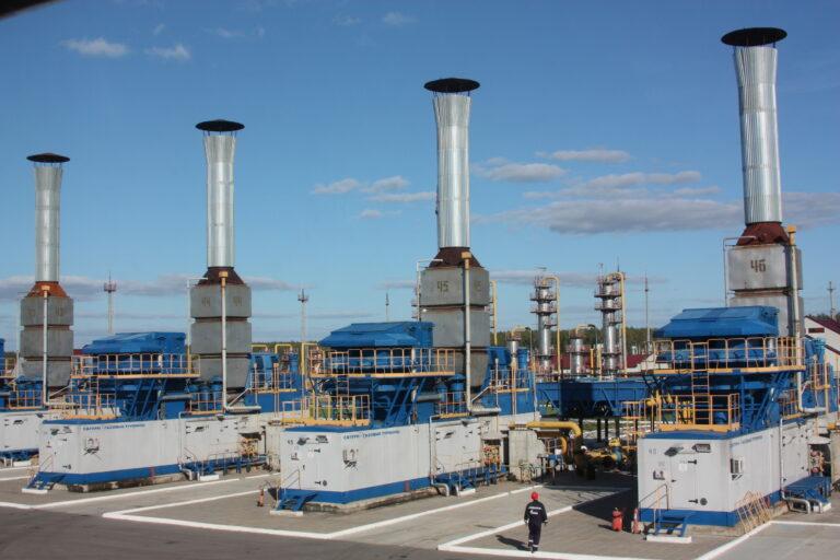 Максимальная суточная производительность подземных хранилищ газа в России превысит 1 млрд куб. м