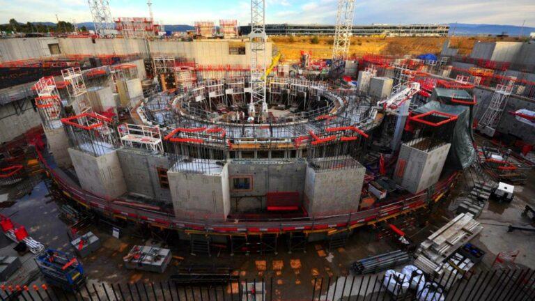 Очередная партия российского оборудования доставлена на площадку сооружения реактора ИТЭР