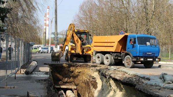 «Квадра» направит свыше 8 млн. рублей на реконструкцию участка теплосети в Белгороде