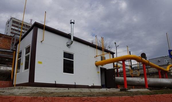«Т Плюс» вложила 11,8 млн. рублей в установку нового газораспределительного пункта на Саратовской ГРЭС