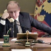 Кремль сообщил об итогах разговора Путина с Трампом и саудовским королем