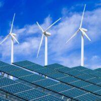 Тойота будет строить солнечные и ветровые электростанции