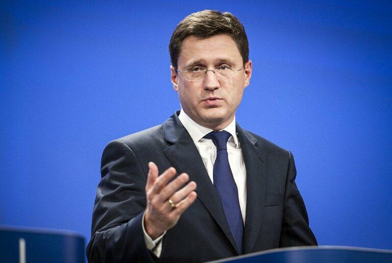 Новак рассказал, как режим самоизоляции повлиял на электроэнергетику