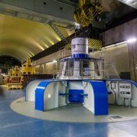 В Мурманской области идёт модернизация Верхне-Туломской ГЭС