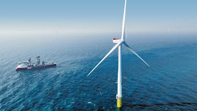 В Германии построят морскую ветроэлектростанцию мощностью 342 МВт
