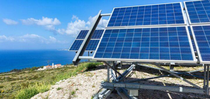 В солнечной энергетике Греции зафиксирована рекордно низкая цена