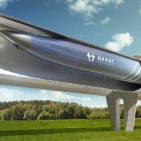 Голландия планирует соединить линиями Hyperloop пять европейских городов