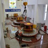 «РусГидро» завершила капитальный ремонт гидроагрегатов в Кабардино-Балкарском филиале