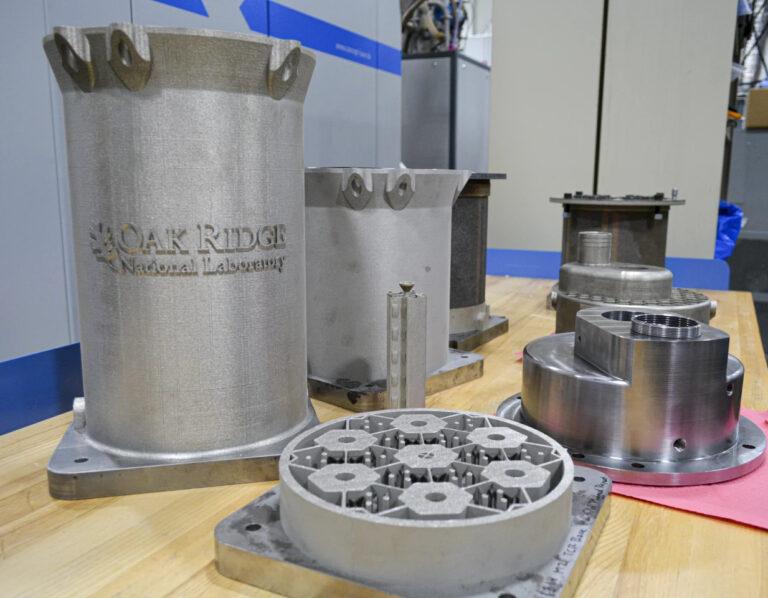 В США напечатали на 3D-принтере прототип активной зоны ядерного реактора