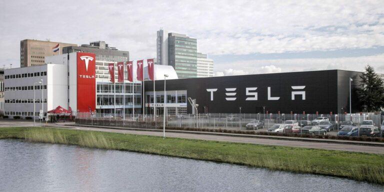 Tesla запатентовала новый тип элементов питания