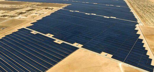 Солнечная ферма в ОАЭ будет производить самое дешевое в мире электричество
